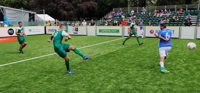 Ново равенство и загуба с дузпи за България на Homeless World Cup