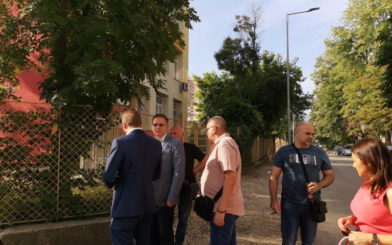 """Ново улично и парково осветление в ж.к. """"Толстой"""""""