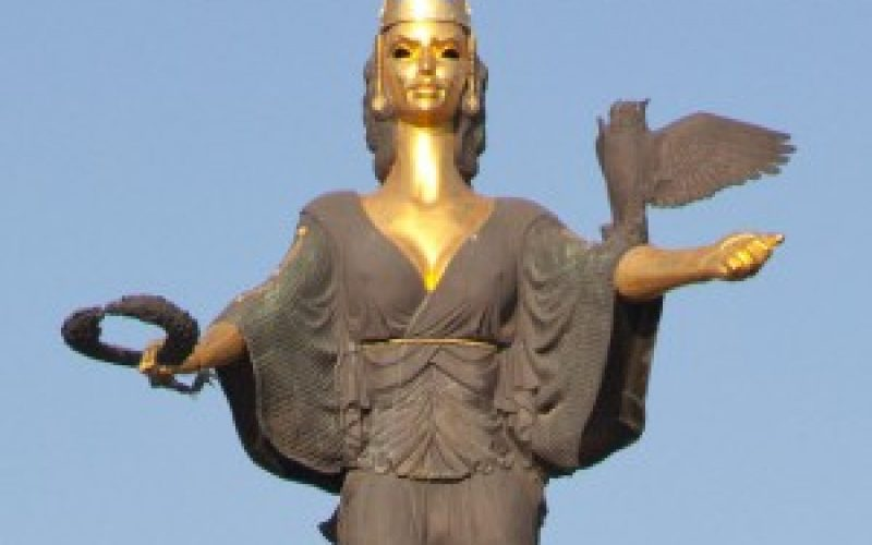Искат премахване на статуята на Света София, всъщност тя символизира…