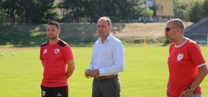 Банско има нов треньор, раздели се с Крушовски