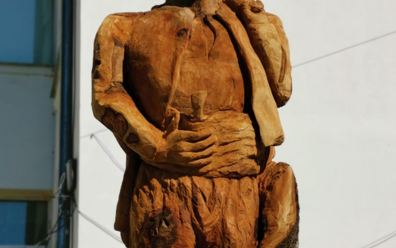 И град Елин Пелин вече има скулптура на Апостола на свободата