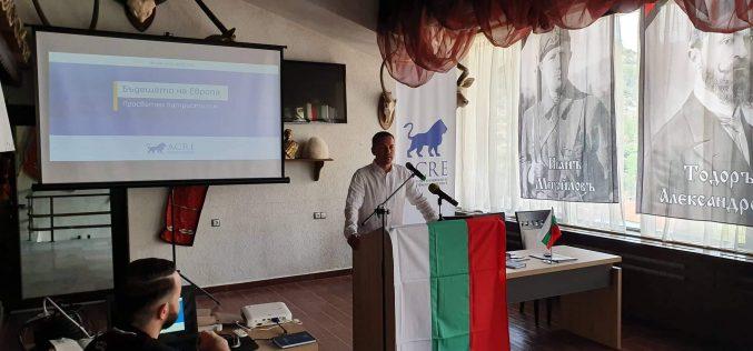 Джамбазки от Мелник: Смисълът на местните избори е да се помага на хората