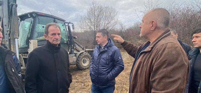 Икономическа полиция се зарови в кризата за водата в Перник