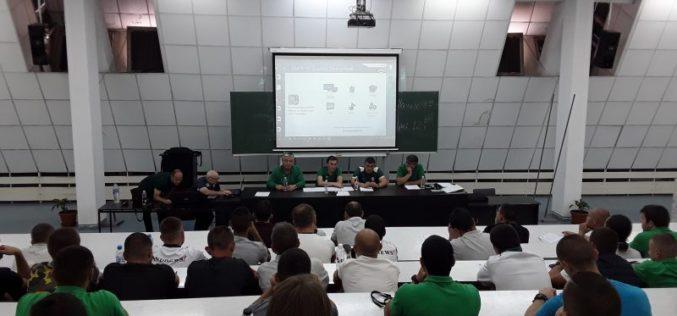 Важен семинар за футболните съдии в София