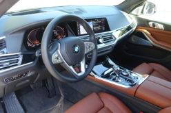 BMW X7 е голям във всяко отношение