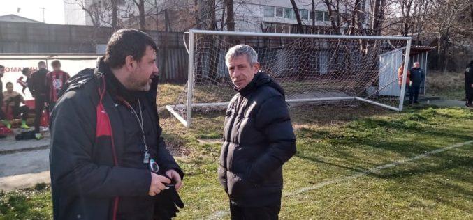 Ради Здравков: Ще преследваме бараж с наличния състав, няма да търсим нови попълнения на всяка цена