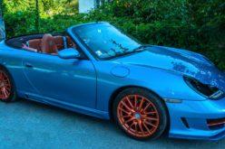 Vilner възкресиха Porsche 911 Carrera кабрио (СНИМКИ)