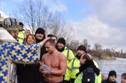 Столичният кмет почете Богоявление, победителят дари парите от наградата (СНИМКИ)