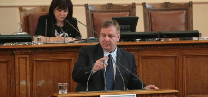 Каракачанов: Не съм оптимист за ситуацията в Близкия Изток