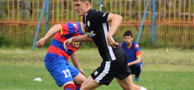 Джамов дебютира с гол за Царско село