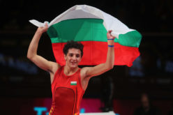 Назарян е европейски шампион по борба! (ВИДЕО)