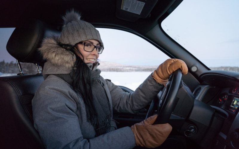 Зимните гуми носят спокойствие на шофьорите