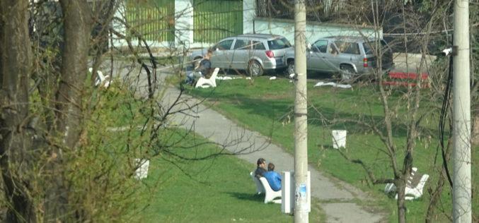 402 глобени за разходки в парка, 400 – за нарушаване на карантината