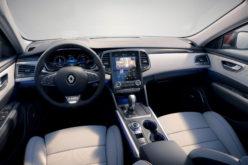 Renault Talisman подчертава стила и чара си
