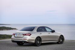 Повече динамика в новия Mercedes-Benz Е-класа