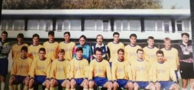 Новата ФОТОзагадка: Кой е отборът? Разпознахте ли някои от играчите?