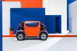 Дързост и красота с електрическия Citroen AMI