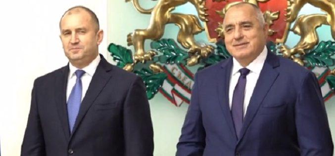 На живо във Витоша Нюз – Изявления на Радев, Борисов и Мутафчийски след извънредната среща