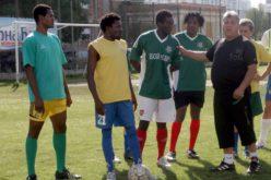 Боре Илиев беше футболният ни посланик в Малта (СНИМКИ)