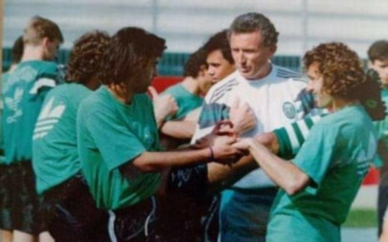 Легендата Трендафил Терзийски: Славия е специален клуб, нещо уникално! Митко Васев е нужен на нашия футбол!