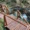 Шокиращ вандализъм на Витоша! Кретени счупиха мост до Боянския водопад! (СНИМКИ)