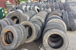 Община Елин Пелин обособява място за събиране на стари гуми, излезли от употреба