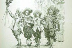Кой е истинският Д'Артанян? Ето ги мускетарите!