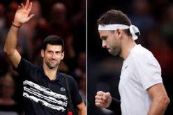 Джокович прави благотворителен тенис турнир, и Григор е поканен