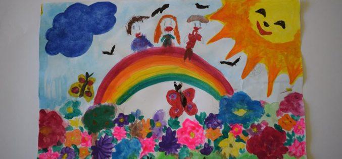 """Ето отличените в конкурса """"Нарисувай си детска мечта"""""""