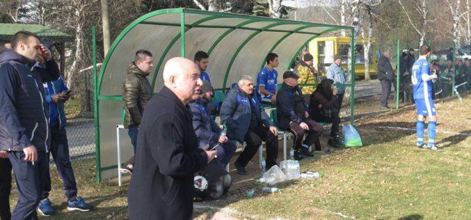 Левски (Чепинци) почва подготовка с 10 нови