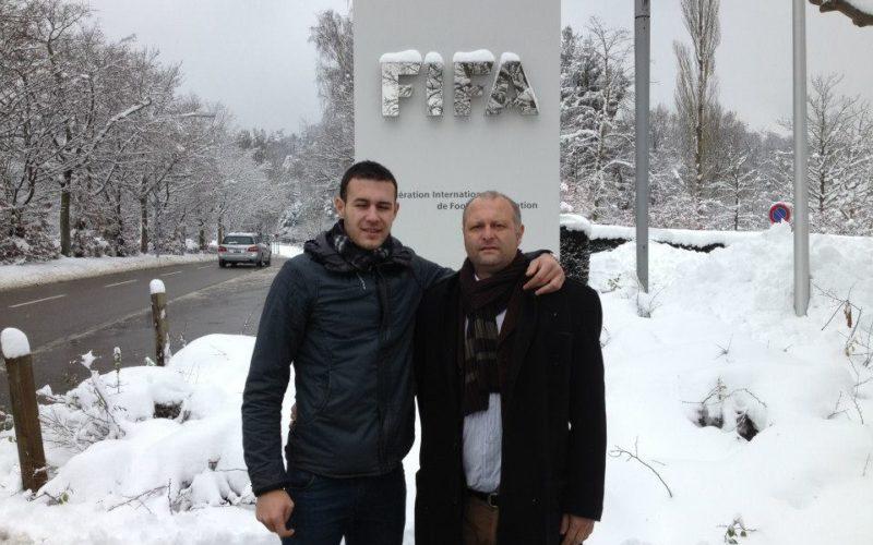 Историческо! Синът на Христо Ристосков ще свири в Бундеслигата!