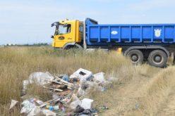 Пак проблеми с изхвърлени боклуци в полето край с. Петково! (СНИМКИ)