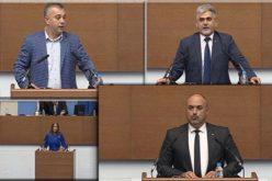 Депутатите от ВМРО в остър спор с ДПС в парламента за Изборния кодекс