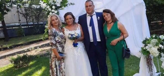 Бос на Спартак се ожени!