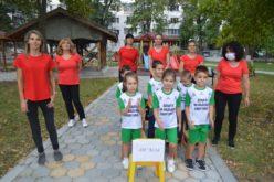 """Децата от район """"Надежда: Движението е здраве и сила"""