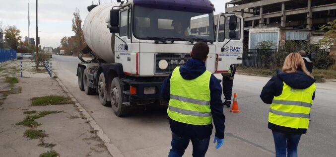 """Столичният инспекторат и """"Автомобилна администрация"""" направиха съвместни проверки в Илиянци и Требич (СНИМКИ)"""