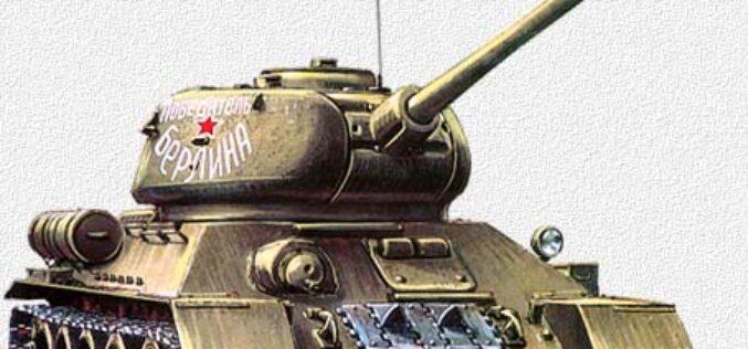 Сталин разтрелва генерала, вдъхновил създаването на легендарния танк Т-34