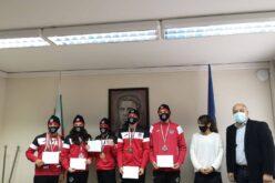 Заслужени награди за младите боксьори от Локомотив (Сф)