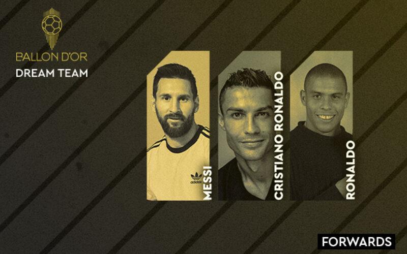 Ето кои са най-великите във футбола за всички времена
