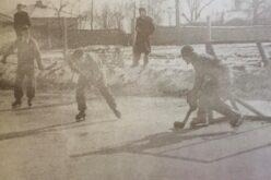 Учителят Грозданов поставя основите на хокея на лед в Елин Пелин