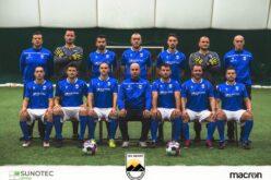 Култов отбор от столичната Четвърта лига с нов спонсор и екипи (СНИМКИ)