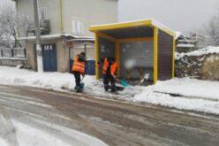 Зимата не изненада община Елин Пелин