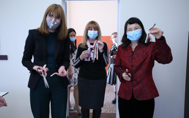 Китайският език е на мода в 101 СУ (ВИДЕО)