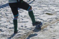 Сняг отложи най-интересния мач от столичната Четвърта лига!