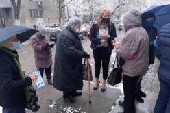 Коалиция ГЕРБ-СДС с грижа и реални мерки за подпомагане на възрастните хора