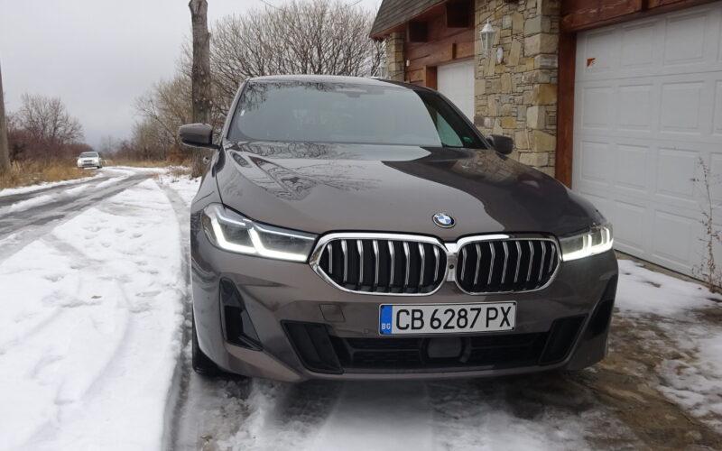 BMW 6 Series GT 640d помпа самочувствие (СНИМКИ)
