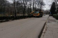 """Нов паркинг се изгражда в ж.к. """"Свобода"""""""