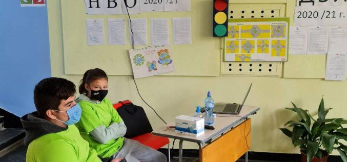 """Акция """"Да запазим децата на пътя"""" се проведе в Елин Пелин"""