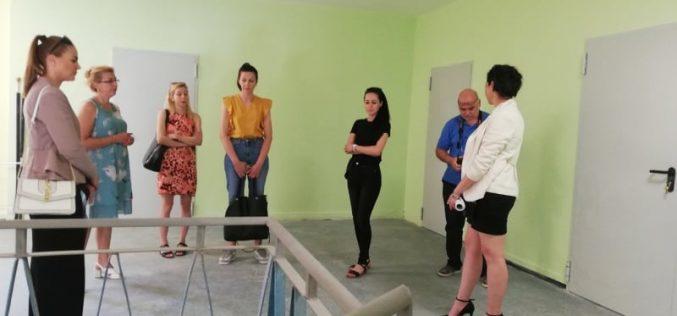 """Отвори врати ремонтираният кризисен център в """"Надежда"""""""