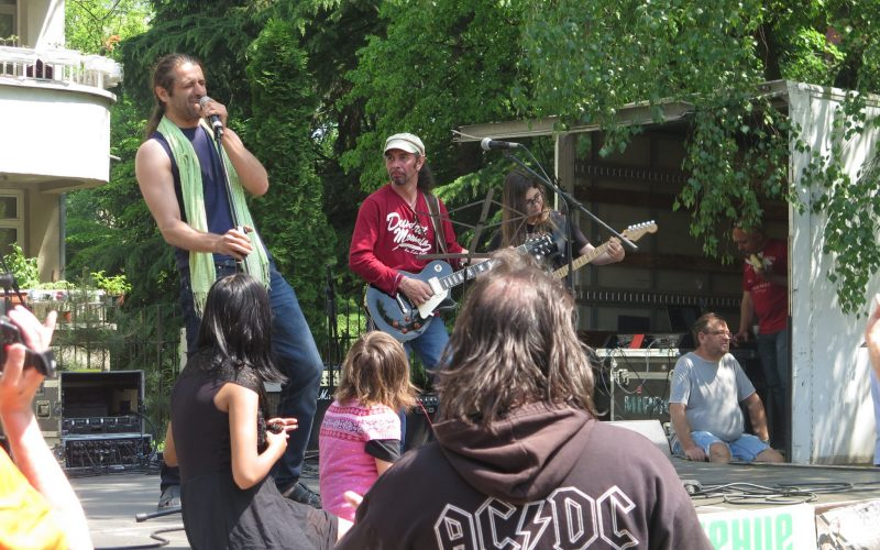 """Район """"Сердика"""" е домакин на уникален Китарен фестивал"""